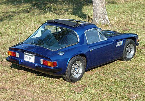 1973 Tvr 2500m For Sale Sperryville Virginia
