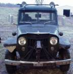 1954 Willys Station Wagon Picture 3