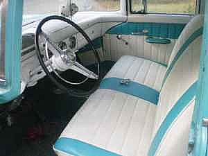 1955 Ford Customline For Sale Houston Texas