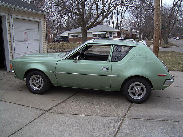 1972 AMC Gremlin Picture 3Gremlin Car