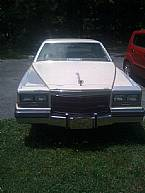 1984 Cadillac Fleetwood Picture 3