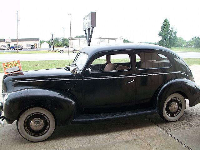 1940 ford 2 door sedan for sale spartanburg south carolina for 1940 ford two door sedan