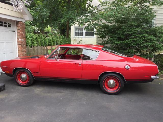 1969 Plymouth Cuda M Code 440 For Sale Harrington Park, New