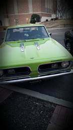 1968 Plymouth Barracuda Picture 3