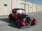 1933 / 34 Ford 5 Window Coupe Picture 3
