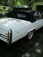 1990 Cadillac Brougham Picture 3