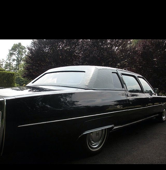 1976 Cadillac Fleetwood Limo For Sale , New York