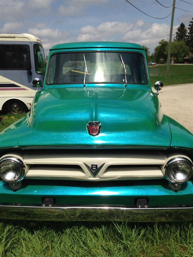 1953 Ford F100 Pickup For Sale Armada  Michigan