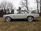 1966 Mercedes 230SL Picture 3