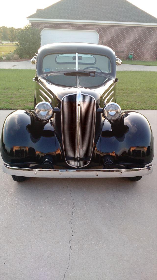 1936 Chevrolet 5 Window Coupe Standard For Sale Statesboro ...
