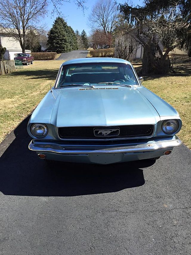 1966 ford mustang for sale womelsdorf pennsylvania. Black Bedroom Furniture Sets. Home Design Ideas