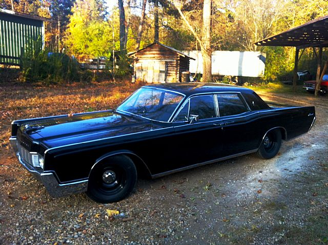1967 Lincoln Continental For Sale Demorest, Georgia