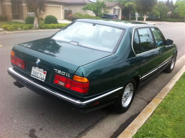 1992 Bmw 750il For Sale Fremont California