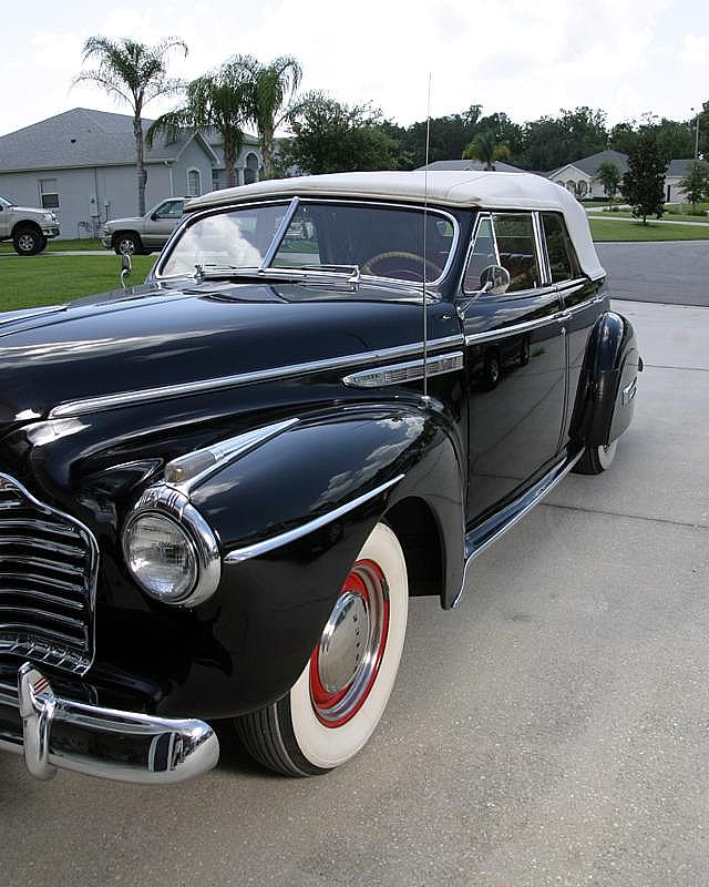 1941 Buick 40 Special: 1941 Buick Roadmaster For Sale Kissimmee, Florida