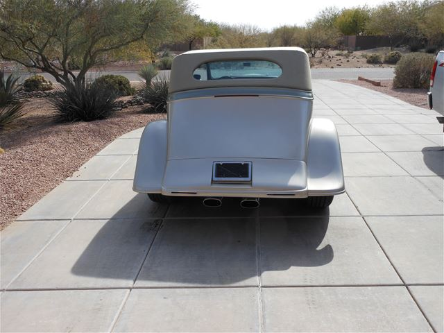1934 Chevrolet Master For Sale Cave Creek, Arizona