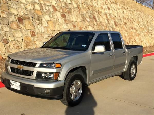 2012 chevrolet colorado for sale fort worth texas. Black Bedroom Furniture Sets. Home Design Ideas