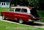 1953 Ford Ranch Wagon Picture 3
