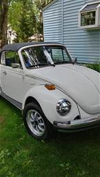 1978 Volkswagen Super Beetle Picture 3