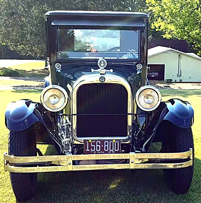 1925 Dodge Business Coupe For Sale Savannah, Tennessee