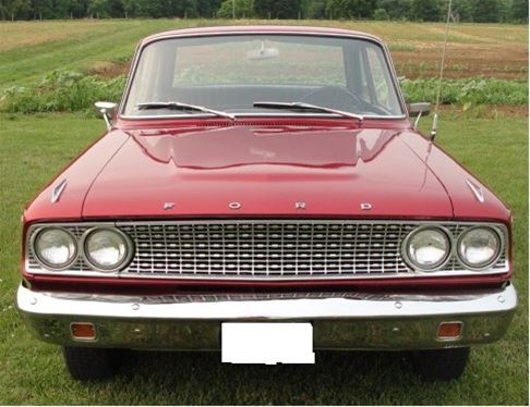 1963 Ford Fairlane For Sale Lowell, Ohio