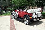1931 Ford Phaeton Picture 4