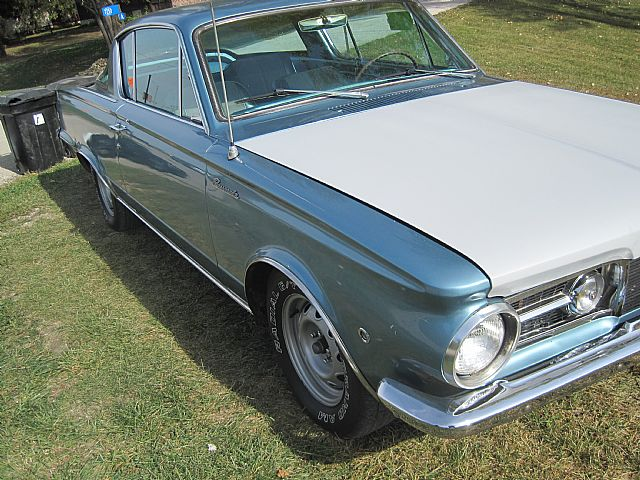 1965 Plymouth Barracuda For Sale Yorkville, Illinois