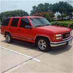 1998 Chevrolet Tahoe Picture 4