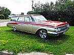 1962 Mercury Station Wagon Picture 4