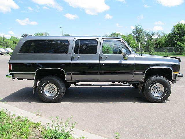 1989 chevrolet suburban for sale ham lake minnesota. Cars Review. Best American Auto & Cars Review