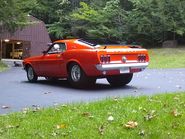 1969 ford mustang mach 1 for sale erwin tennessee. Black Bedroom Furniture Sets. Home Design Ideas