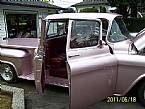 1957 Chevrolet Pickup Picture 4