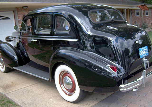 Craigslist Houston Tx Gmc Parts For Pinterest: 1938 Buick Roadmaster For Sale Pictures To Pin On