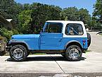 1977 Jeep CJ7 Picture 4