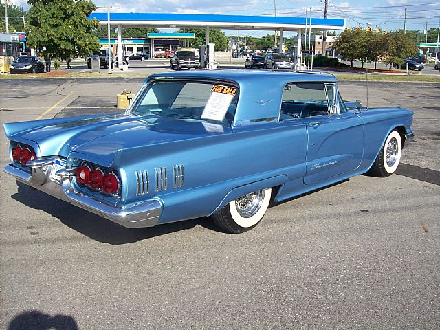 1960 ford thunderbird for sale farmington hills michigan. Cars Review. Best American Auto & Cars Review