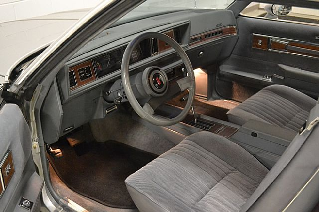 1986 oldsmobile cutlass salon for sale whiteland indiana for 1975 oldsmobile omega salon
