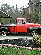 1954 Chevrolet Pickup Picture 4
