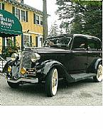1934 Plymouth Sedan Picture 4