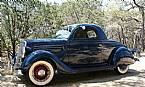 1935 Ford 3 Window Coupe Picture 4