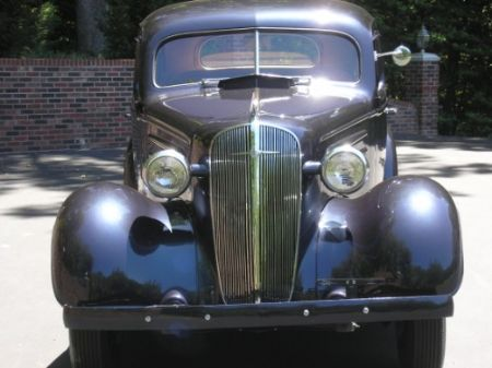 1936 Chevrolet 2 Door Sedan For Sale Elkhart Indiana