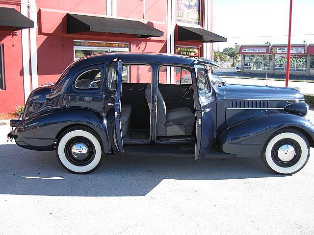 1938 Pontiac Silver Streak For Sale Winter Park Florida
