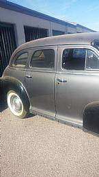 1948 Chevrolet Stylemaster Picture 4