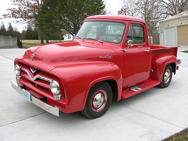 Pin 1955 Ford F 100 Project Http Www 2040cars Com Ford F 100 1969 Ford