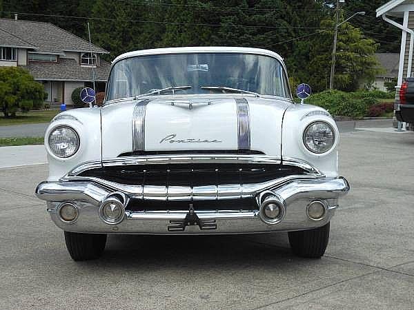 1956 pontiac laurentian hardtop for sale langley british for 1956 pontiac 4 door hardtop