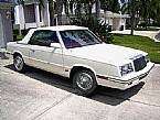 1985 Chrysler LeBaron Picture 4