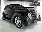 1937  Ford Club Cabriolet Picture 4