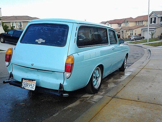 1971 Volkswagen Squareback For Sale Antioch California