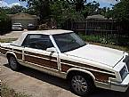 1984 Chrysler Town and Country Picture 4
