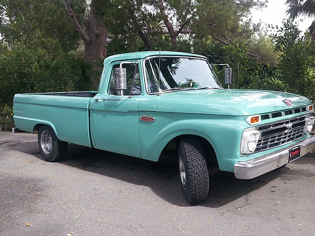 1965 ford f100 for sale malibu california