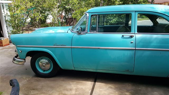 1955 ford customline for sale arcadia california for 1955 ford customline 4 door