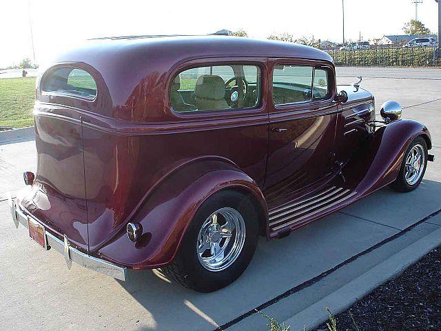 1935 Chevrolet Standard Sedan For Sale Burr Ridge, Illinois